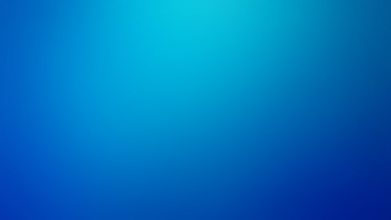 Bright Blue Defocused Blurred Motion Abstract Background 1047234038