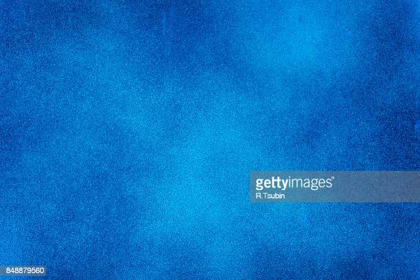 Bright blue grungy texture