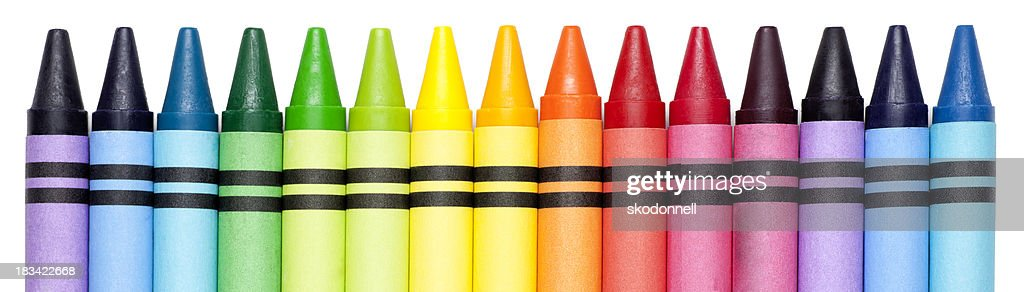 crayon stock photos and pictures getty images