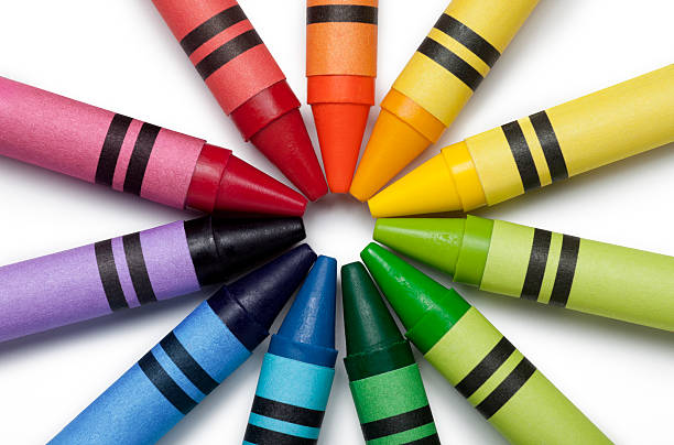 crayon research paper