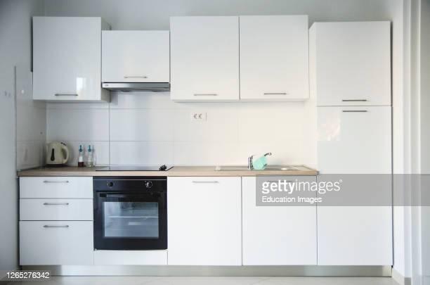 Bright Contemporary Kitchen.