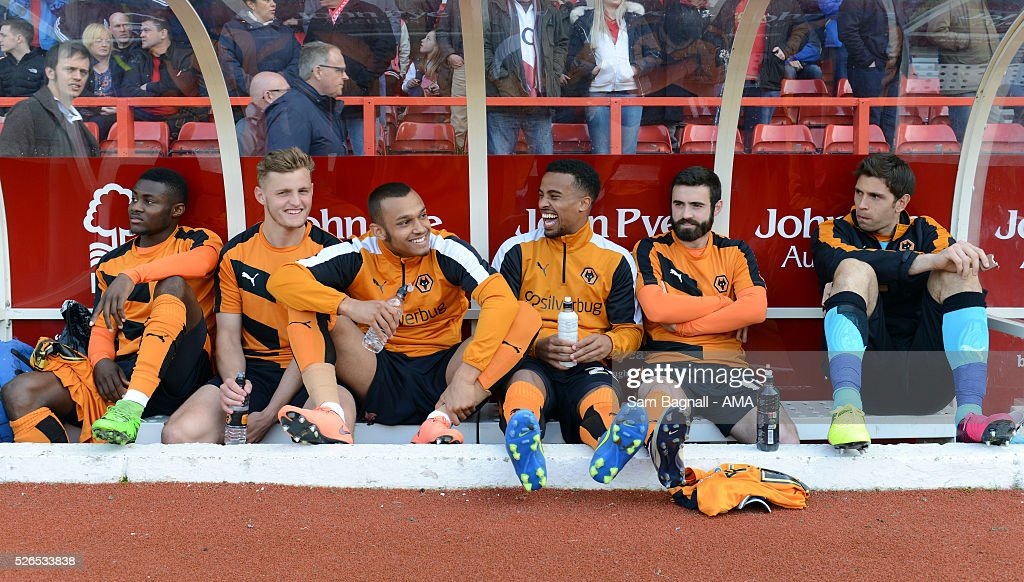 Nottingham Forest v Wolverhampton Wanderers - Sky Bet Championship : News Photo