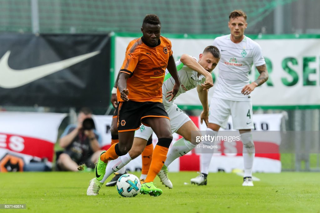 Werder Bremen v Wolverhampton Wanderers: Pre-Season Friendly