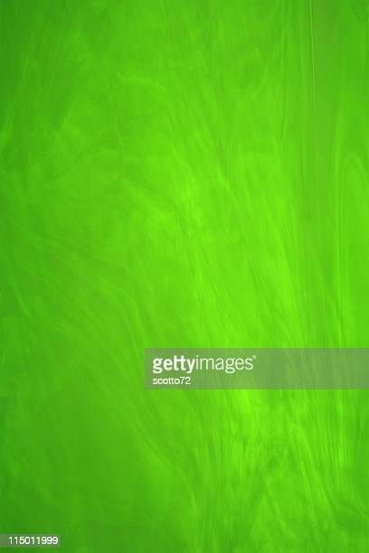 bright green stained glass - stained glass stock photos and pictures