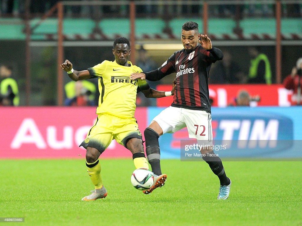 AC Milan v FC Internazionale - Berlusconi Trophy : News Photo