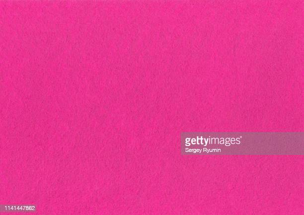bright pink felt - felt stock pictures, royalty-free photos & images