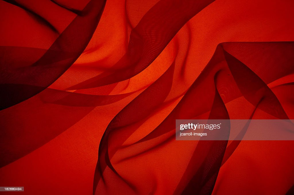 Bright Red Flame Abstract : Stock Photo