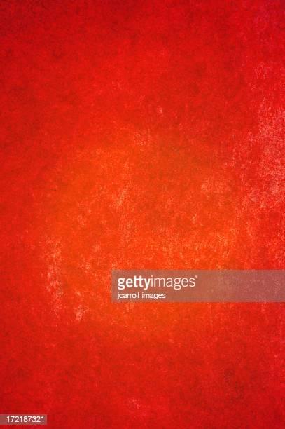 Bright Red Mottled Background