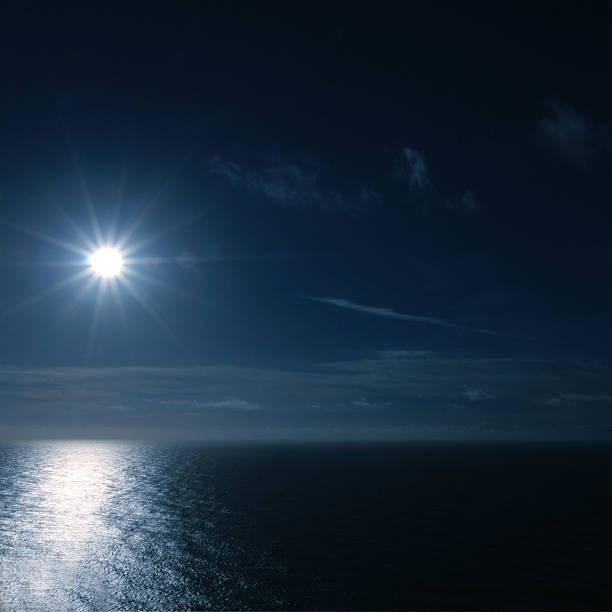 Bright star of pacific ocean