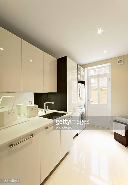 Bright Utility Room