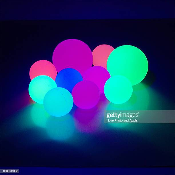 Brightness of Blacklight
