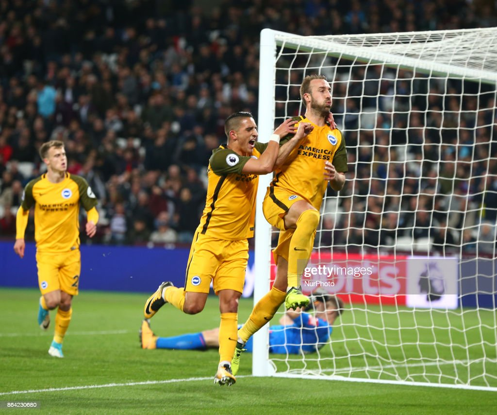 West Ham United v Brighton and Hove Albion - Premier League : News Photo