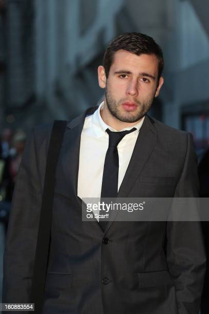 Brighton And Hove Albion football player Steve Cook leaves the Old Bailey on February 7 2013 in London England A jury at the Old Bailey has failed to...