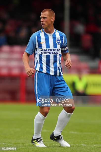 Brighton and Hove Albion's Steve Sidwell