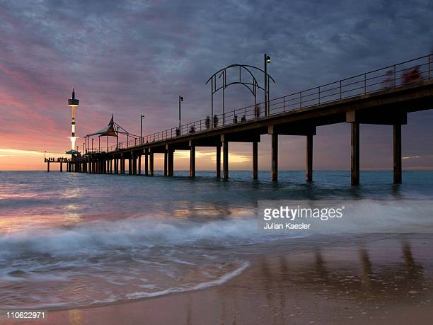 Brighton Beach Jetty, Adelaide