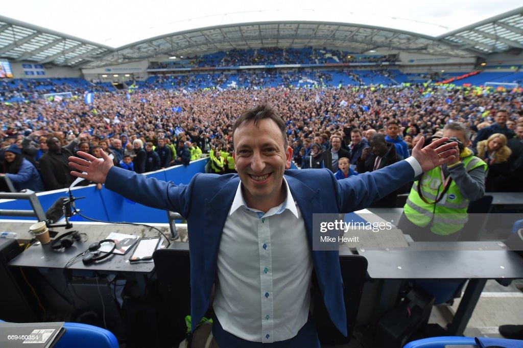 Brighton & Hove Albion v Wigan Athletic - Sky Bet Championship : News Photo