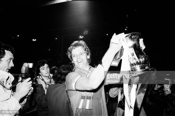 Brighton & Hove Albion 0-4 Manchester United, 1983 FA Cup Final Replay at Wembley Stadium, London, 26th May 1983.