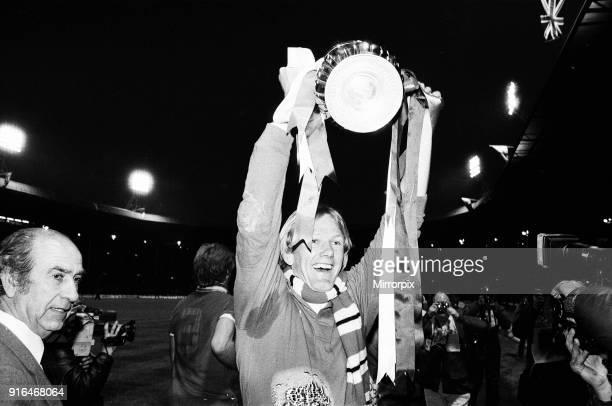 Brighton & Hove Albion 0-4 Manchester United, 1983 FA Cup Final Replay at Wembley Stadium, London, 26th May 1983. Gary Bailey.