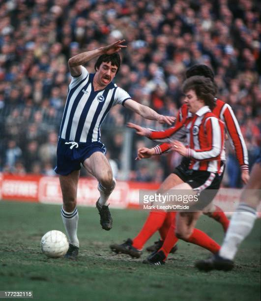 Brighton Hove Albion v Sheffield United Mark Lawrenson