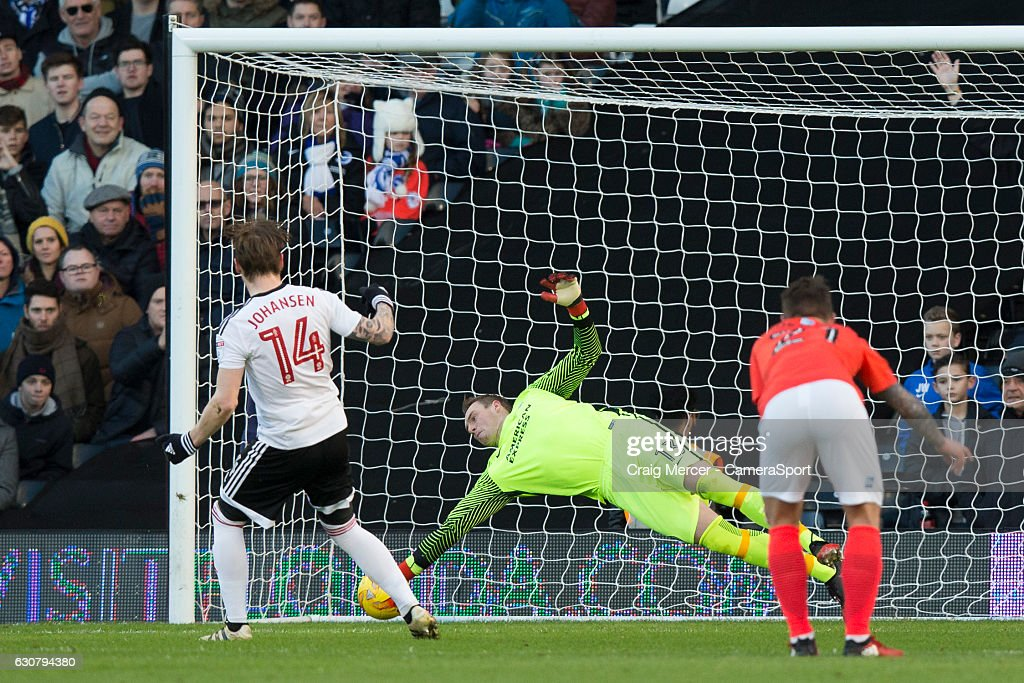 Fulham v Brighton & Hove Albion - Sky Bet Championship : News Photo