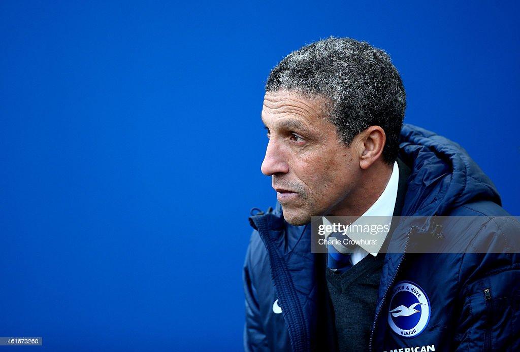 Brighton & Hove Albion v Brentford - Sky Bet Championship : News Photo