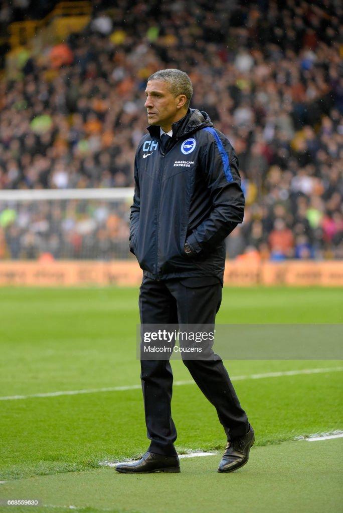 Wolverhampton Wanderers v Brighton & Hove Albion - Sky Bet Championship : News Photo