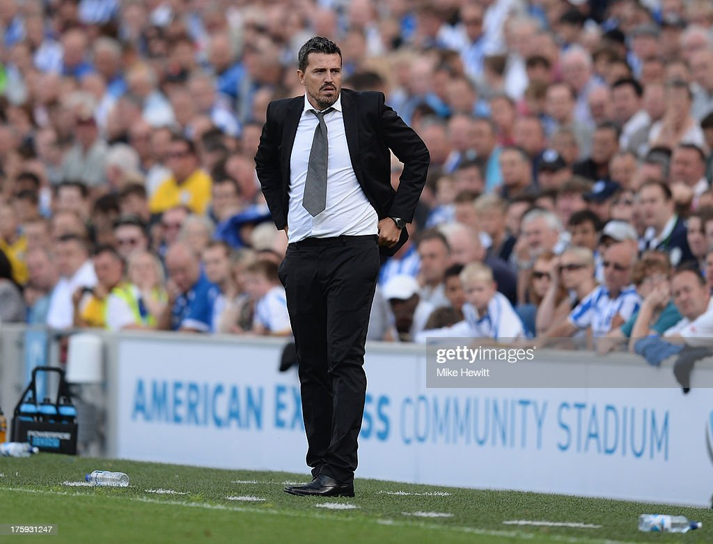 Brighton & Hove Albion v Derby County - Sky Bet Championship