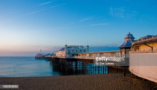 brighton palace pier - southeast stock pictures, royalty-free photos & images