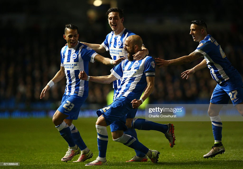 Brighton and Hove Albion v Fulham - Sky Bet Championship