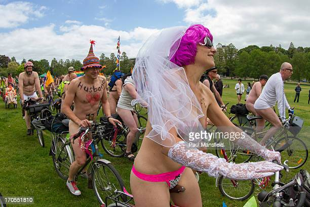 Brighton's world naked bike ride against car culture and oil dependency, and showing by dress code the vulnerability of cyclists on our roads. About...
