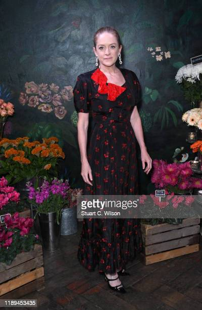 Brigid Walsh attends the gala dinner in honour of Edward Enninful winner of the Global VOICES Award 2019 during #BoFVOICES on November 22 2019 in...