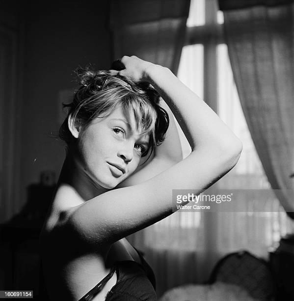 Brigitte Bardot Brigitte BARDOT travaille la danse depuis l'âge de cinq ans