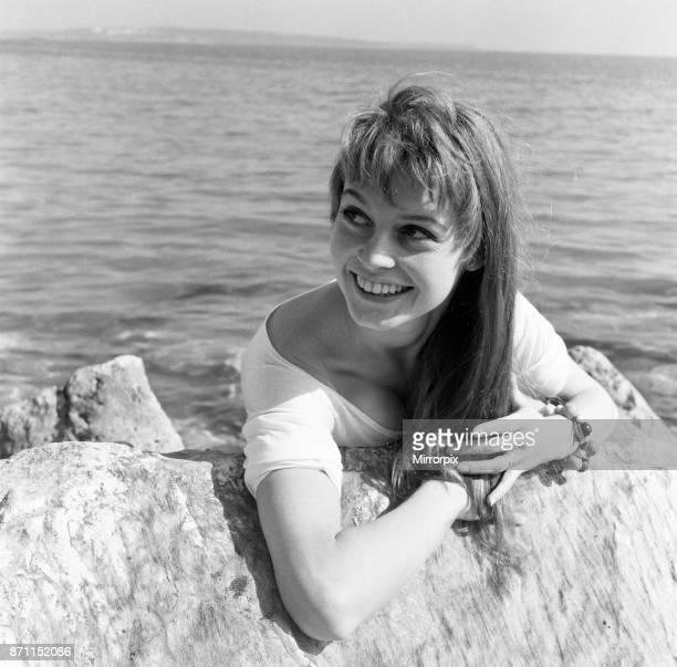 Brigitte Bardot Cannes Film Festival France 2nd May 1955