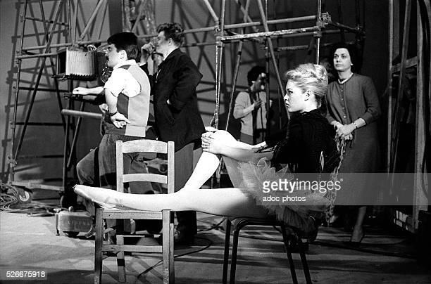 Brigitte Bardot French actress born in Paris In 1958