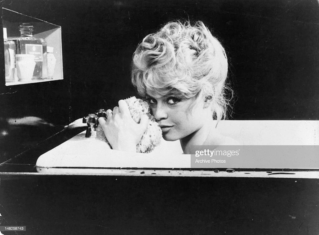 Brigitte Bardot In 'La Parisienne' : News Photo