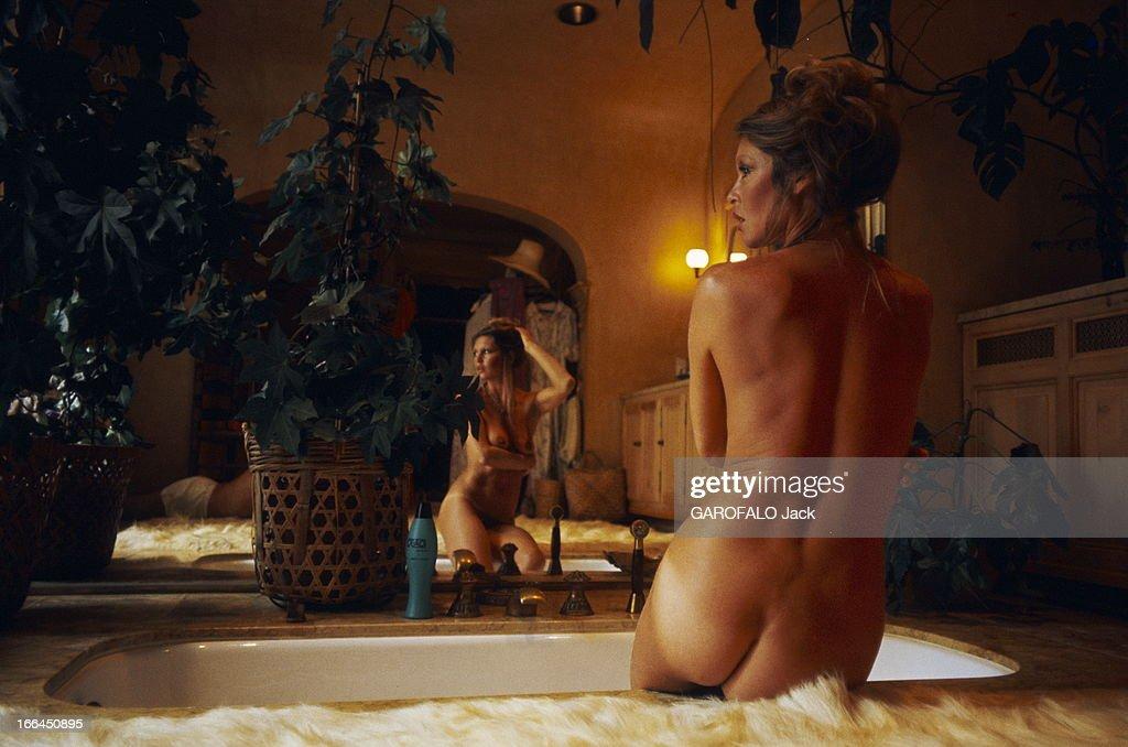 brigitte bardot still beautiful at 40 saint tropez septembre 1974 news photo getty images