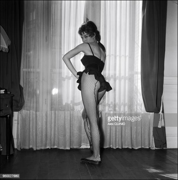 Brigitte Bardot1954