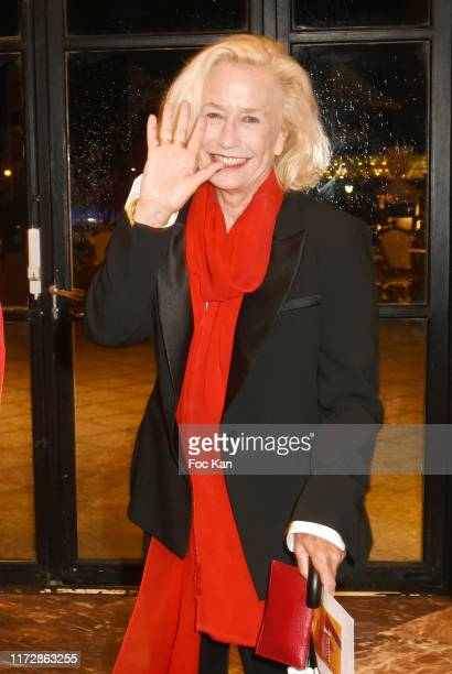 Brigitte Fossey attends the Opening Dinner Party of the 45th Deauville American Film Festival on September 6 2019 in Deauville France