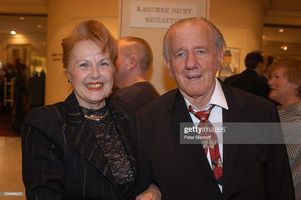 Brigitte Grothum Manfred Weigert