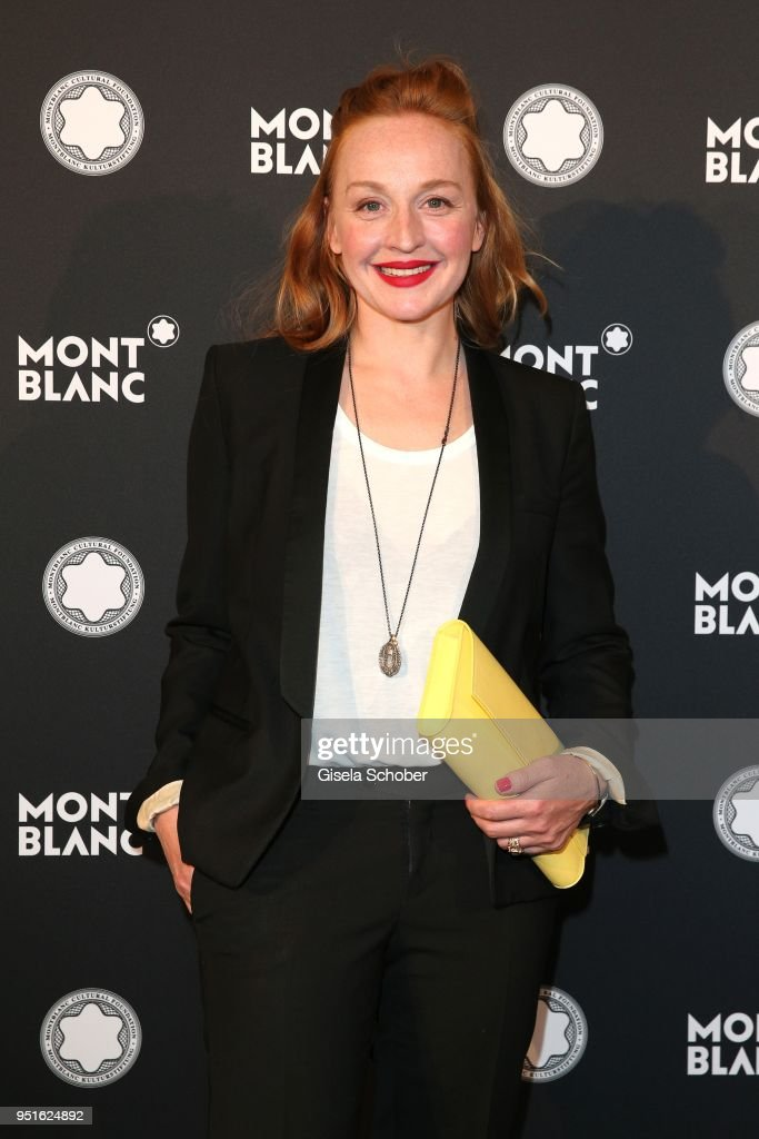 Montblanc De La Culture Arts  Patronage Award Munich 2018