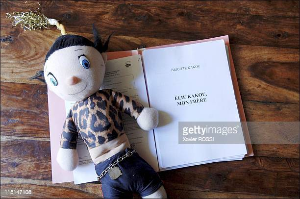 Brigitte Kakou Elie Kakou my brother the first biography devoted to the comic disappeared in Marseille France on October 06 2005 A doll version of...