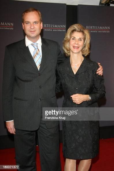 Brigitte Hobmeier Ehemann