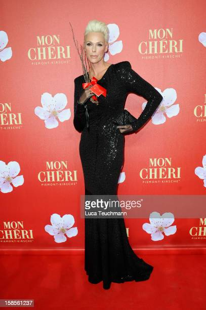 Brigitte Nielsen attends the Barbara Tag 2011 on December 03 2011 in Munich Germany