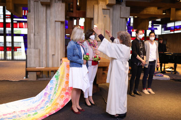 DEU: Catholic Churches Bless Same-Sex Couples In Nationwide Event