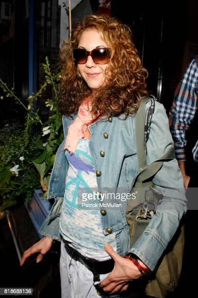 Brigitte Segura attends Annie Havlicek LES Store Opening Party at 154 Orchard Street on June 16 2010 in New York City