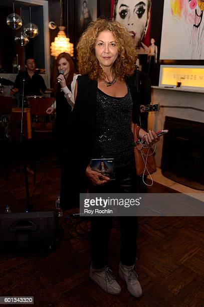 Brigitte Segura attends Laura Michelle kicks off NYFW with performance at the Norwood on September 9 2016 in New York City