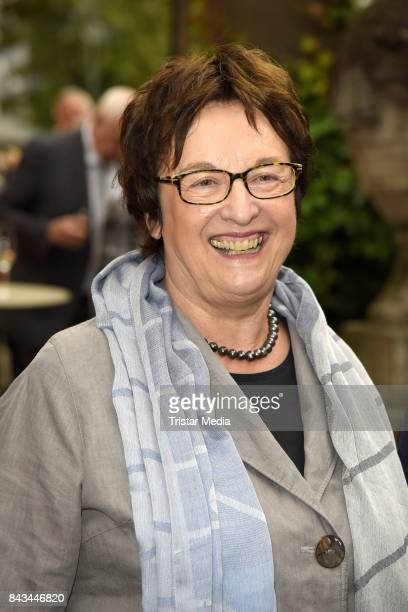 Brigitte Zypries attends the Cinema 'delphi LUX' opening on September 6 2017 in Berlin Germany