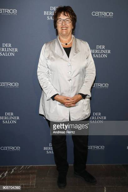 Brigitte Zypries attends the Vogue Salon during 'Der Berliner Salon' AW 18/19 at Kronprinzenpalais on January 16 2018 in Berlin Germany