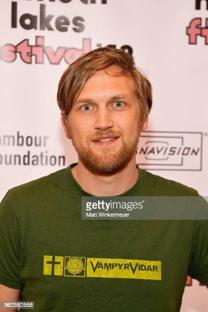 Brigt Skrettingland attends the 2018 Mammoth Lakes Film Festival on May 25 2018 in Mammoth Lakes California
