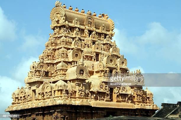 Brihadeeswarar Temple, at Thanjavur